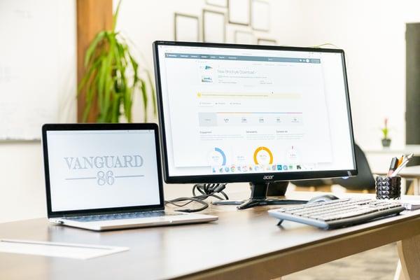 Desktop content marketing