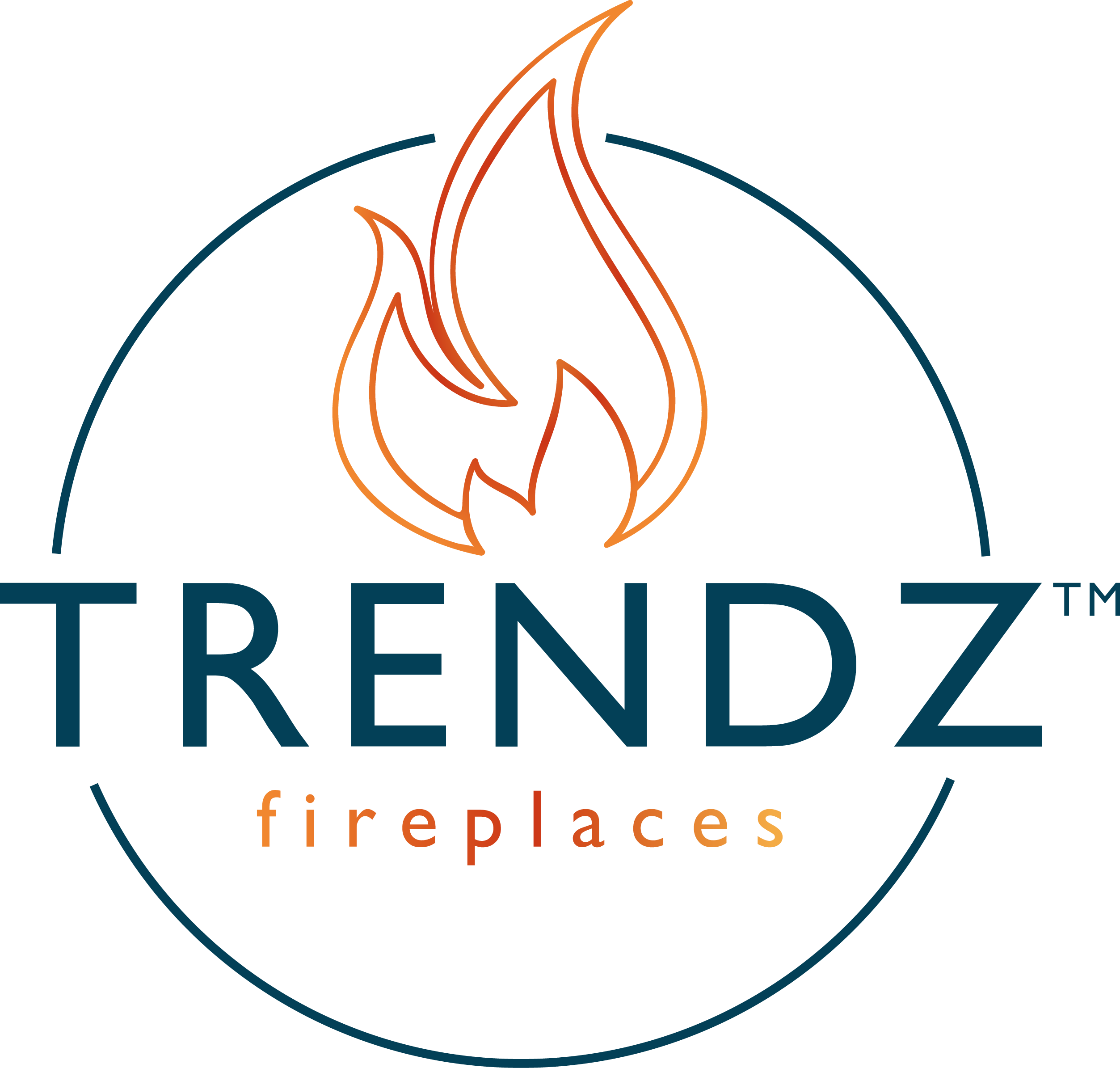 Trendz Outdoor Fireplaces