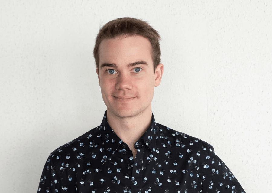 Andrew Dolan is V86's inhouse developer