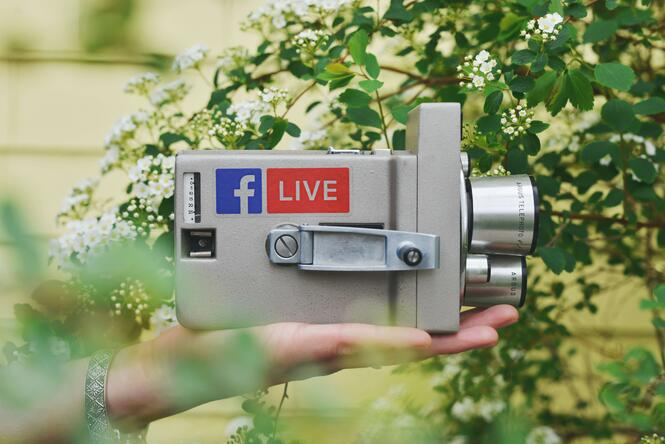 Learn how to create great Facebook videos here
