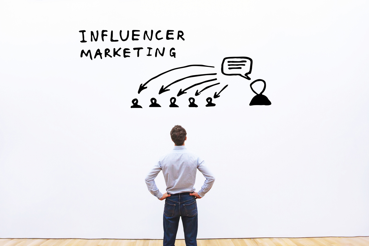 How influencer marketing affects sales
