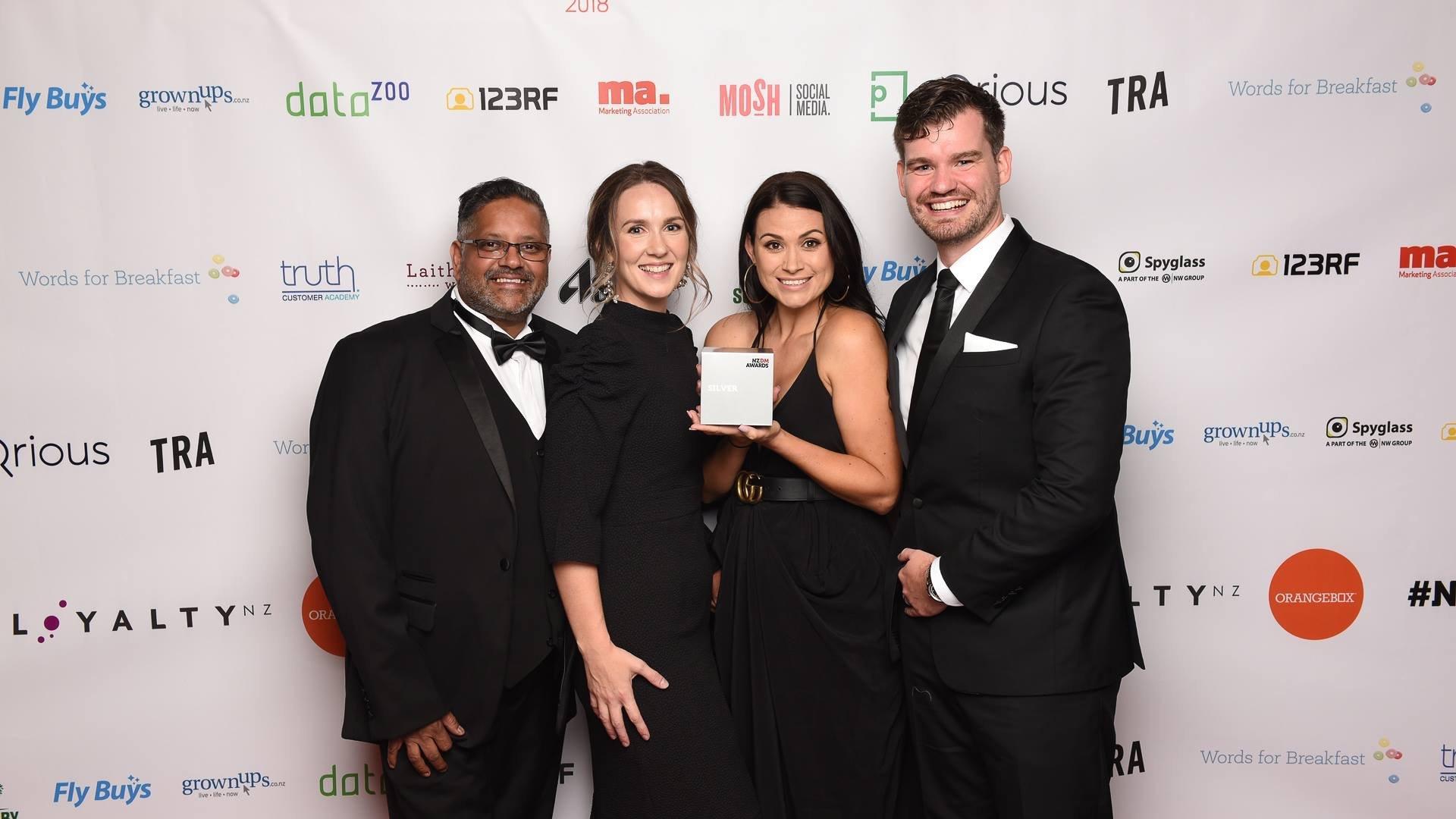 award-winning digital marketing agency