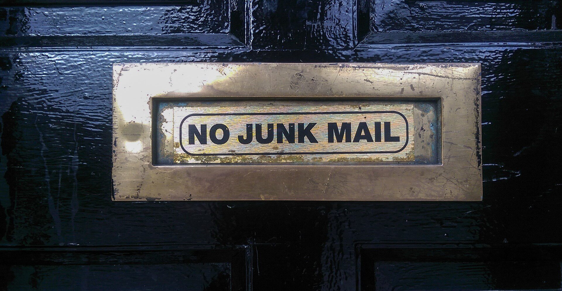 How to stop emails from going into junk folders